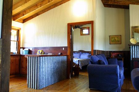 Kitchen Lovedale Cottages